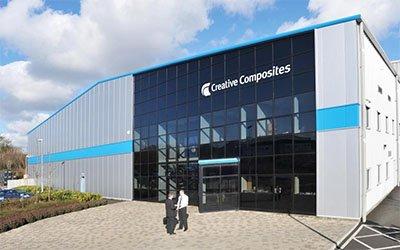 Creative Composites Building